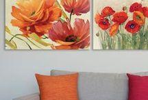 Art | Orange / by Great BIG Canvas