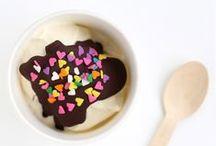 Ice Cream / Ice cream: sundaes, popsicles, ice cream sandwiches.