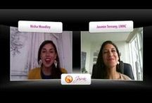 Jasmin Balance Interviews / Watch inspiring people open their hearts and share their truth with Miami psychotherapist Jasmin Terrany, LMHC.