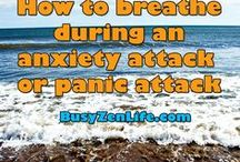 Anxiety / Anxiety sucks, let's fight it together.