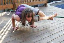 Yoga & Meditation / All the yoga, and all the meditation. Ahhh, relaxed.
