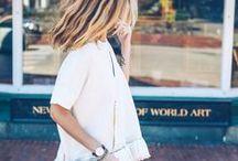 Spring + Summer Fashion || / by Halle Leonard
