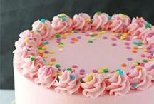 Frosting Tips & Recipes / Frosting and icing recipes, decorating tips and tools.