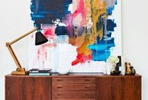 Interior | Modern & Mid-Century / by Great BIG Canvas