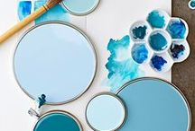 Inspiration | Color Palettes / by Great BIG Canvas