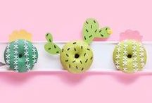 Cactus Party / Cactus themed cookies, cakes and parties.