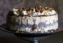 Dessert || Cakes, Pies + Tarts / by Halle Leonard