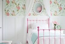 Home ~ Nursery & Kids' Rooms / Kids deserve their own special style of decorating, like these nurseries, play rooms, and children's bedrooms.