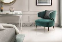 Bedroom Chairs / Kick back, relax and enjoy the dazzling bedroom armchairs and seating ideas that Master Bedroom Ideas Blog selected just for you. Discover more: http://masterbedroomideas.eu/