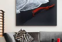 Fashion Art / From high heels to red lips, wide-brimmed hats to spectacular gowns - add fashion wall art to your interior that know how to rule the runway.