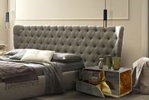 Modern Nightstands for a Master Bedroom Decor / Modern nightstands hold a very important role in the master bedroom and the combination of divisions which make up a loveable house or unforgettable hotel room. Discover more: http://masterbedroomideas.eu/