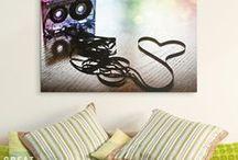 Dorm Room Art & Decor