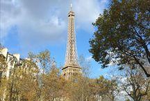 Paris / while I wander around Paris