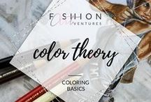 Color Theory / Some great references and very helpful resources on color theory for artists.