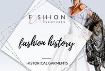 Fashion History / References and resources of historical fashion and garment construction. Helpful for any fashion and costume designer.