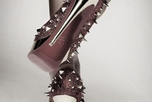 Kick Ass Shoes / Footwear I love / by bevog