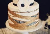 golden wedding inspirations