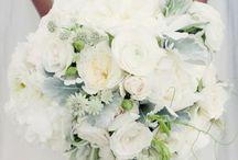 Bouquets - White