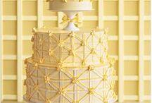 Cakes - Yellow
