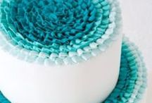Cakes - Blue