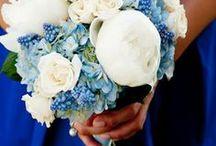 Bouquets - Blue
