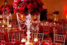 Tablescapes - Red
