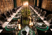 Tablescapes - Green
