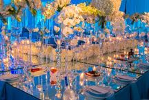 Tablescapes - Blue