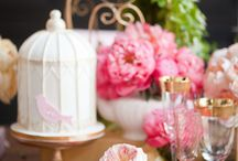 Tablescapes - Pink
