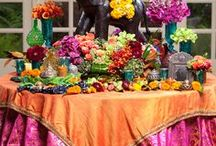 Tablescapes - Rainbow