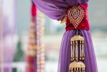 Detailed Décor - Purple / by Sonia Sharma Events