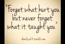 Quotes / by Marylynn Wanielista