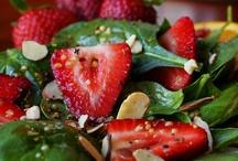 Recipes- Leafy Salads