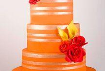 Cakes - Orange