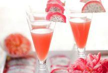 Signature Drinks - Pink