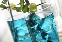 Signature Drinks - Blue / by Sonia Sharma Events