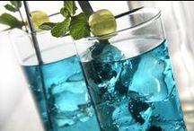 Signature Drinks - Blue