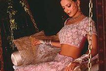 South Asian Lenghas - Pink