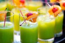 Signature Drinks - Green