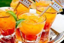 Signature Drinks - Orange