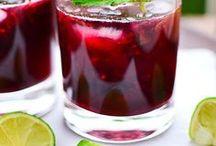 Signature Drinks - Purple