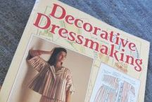 Sewing/Fashion Books I Like