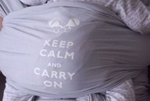 Our wraps / Babywearing, baby carriers, Little D's, stretchy wraps / by Little D's