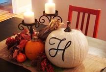Fall Ideas / by Katrina Howell