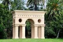 Newport Coast Jewels / Home to celebrities and high-profile figures, Newport Coast is known for its grand estates, ocean views and lush landscaping.