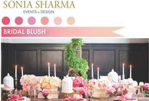 Color Palettes / by Sonia Sharma Events