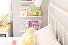 Kid Rooms  / by Melissa Cobbs
