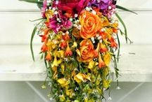 Bouquets- Rainbow