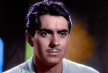 Tyrone Power in color