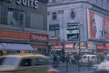 Vintage NYC in color / by Peter Lappin